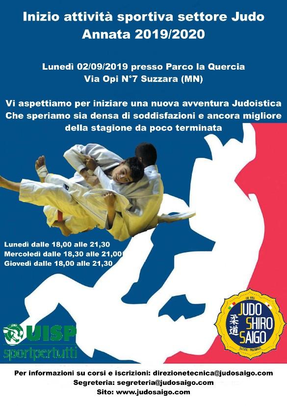 a.s.d. judo shiro saigo suzzarapegognaga